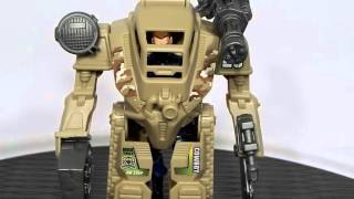 The Corps! Elite Exo-Battlesuit Review