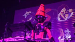 MAGFest 2016: Tupperware Remix Party/Ninja Sex Party (TWRP / NSP)