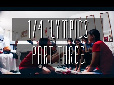 1/4 lympics Part 3 || Guess the Word/Charades