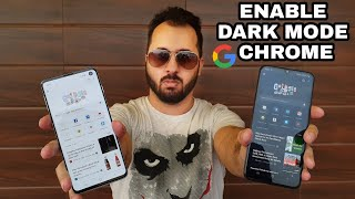 How To Enable/Turn On Dark/Night Mode In Google Chrome Android (No Root Mod Tutorial)Tips & Tricks