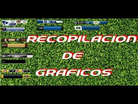Descargar E Instalar RECOPILACIÓN DE GRAFICOS- PES 6