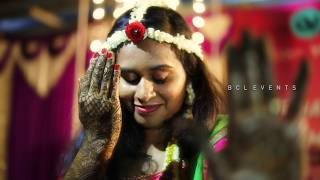Ananya's Mehandi Ceremony