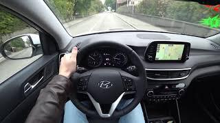 New Hyundai Tucson Test Drive l Review 2019