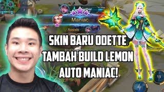 SKIN BARU ODETTE +BUILD LEMON = AUTO MANIAC!!