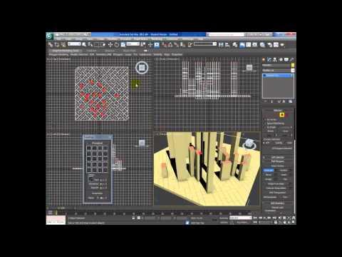 Autodesk-3dsmax-box modelling-topology.avi