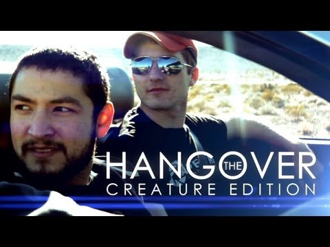 The Hangover: Creature Edition (Creature Short)