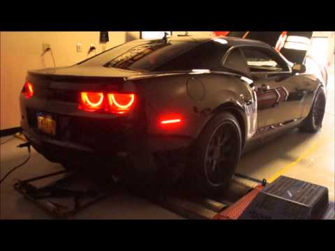 2010 SS Camaro on the Dyno at RDP Motorsport