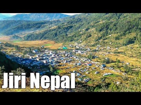 Jiri Nepal (aka Switzerland of Nepal) - One of the Best Place to visit In Nepal