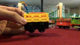 Trackmaster Percy's Chocolate Crunch Unboxing and Checkout
