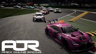 GT Sport - AOR Super GT Elite Season 1 - Round 2 Monza