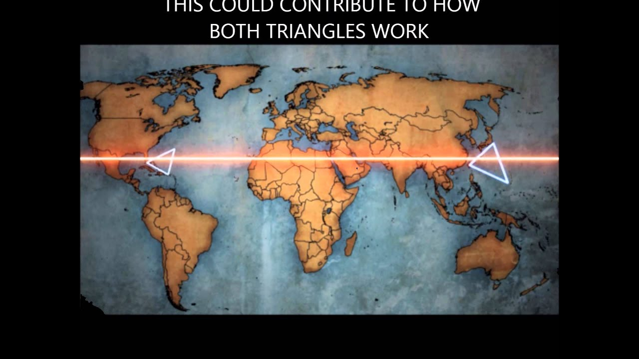 LINK BETWEEN BERMUDA TRIANGLE AND THE DEVIL'S SEA? - YouTube