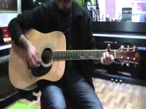 Chitara Acustica Gibson Demo Chitara Acustica
