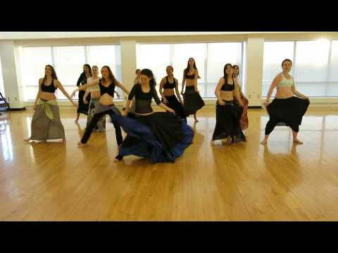 Flamenco Belly Dance Fusion video