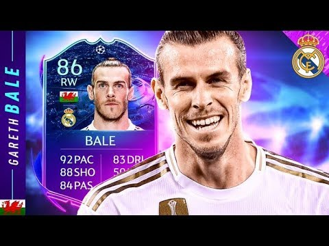 WORTH THE COINS?! 86 ROAD TO THE FINAL BALE REVIEW!! FIFA 20 Ultimate Team