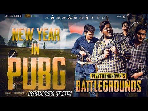New year in Pubg || Hyderabadi Comedy || Warangal Hungama