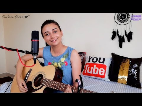 Dil Diyan Gallan - (Hindi Song) Cover | Stephanie Sansoni