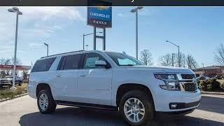 2019 Chevrolet Suburban LT New Cars - Charlotte,NC - 2019-02-22