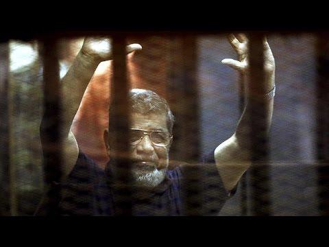 Egypt: Ousted President Mohamed Mursi sentenced to death