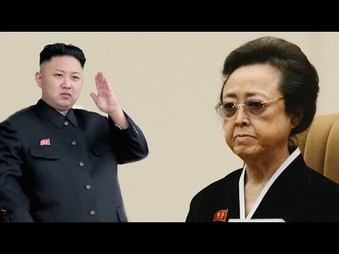 Kim Jong Un Publically Kills His Aunt