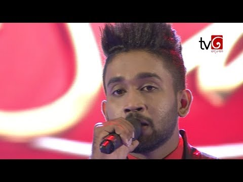 Dream Star Season 07 | Final 36 ( 02nd Group ) Sapumal Feranando| 08-07-2017