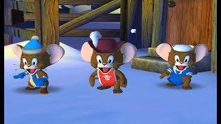 Tom & Jerry | Jerry vs Tom vs Eagle vs Butch vs Robocat | Cartoon Compilation for Kids HD
