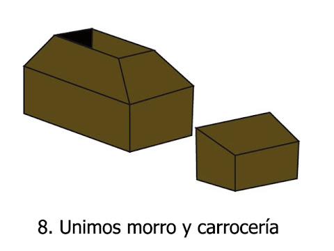 tutorial: coche de cartón