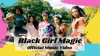 J'Nique Nicole - Black Girl Magic (Official Music Video)