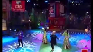 Barakallah [Maher Zein] - Indah Nevertari on Sahur Itu Indah, 1-7-15