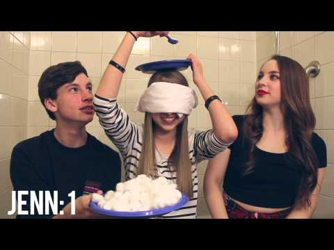 Cotton Ball Challenge!