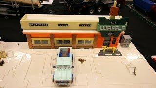Traumhafte LEGO Fahrzeuge und Gebäude: BRICKS & TRICKS