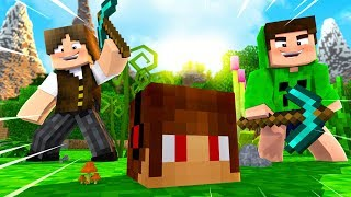 LUCKY BLOCK AUTHENTIC REVERSO - Minecraft Roleta da Sorte ( ft JazzGhost )