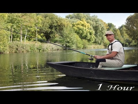 Relaxing Day: 1 Hour of Instrumental Music to Relaxation for best fishing // Relaxing, relax