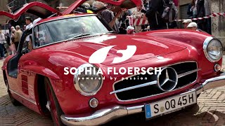 Sophia's VLOG #18 / A close one at Mille Miglia Mercedes 300 SL Gullwing oldtimer (+€2m)