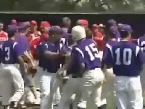 Baseball Fight Compilation