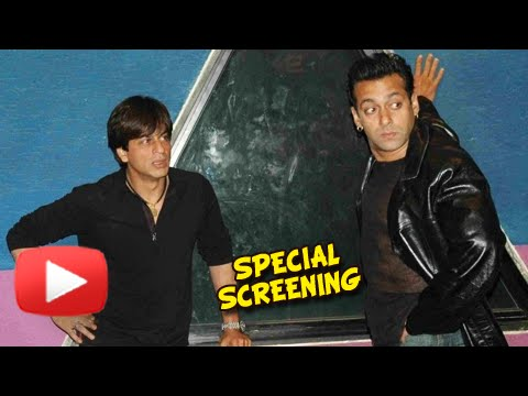 Bajrangi Bhaijaan: Salman Khan to Hold a Special Screening for Shahrukh Khan