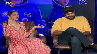 Varun Tej And Aditi Rao Exclusive Interview On Antariksham Movie