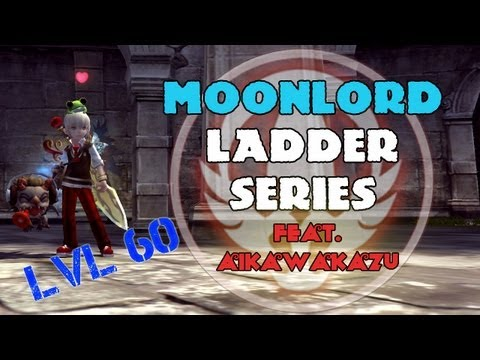 Moonlord 1v1 Ladder - Back to 1850+ Ratings - Feat. AikawaKazu #2 ~! - Dragon Nest SEA