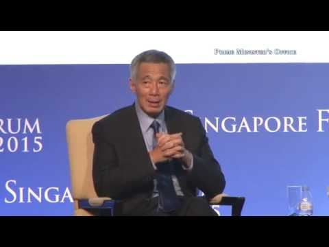 On the future relationship between Europe & Southeast Asia (2015 Singapore Forum)
