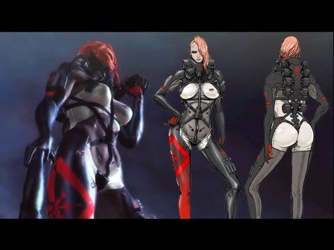 Mistral Vs Raiden: Metal Gear Rising Revengeance