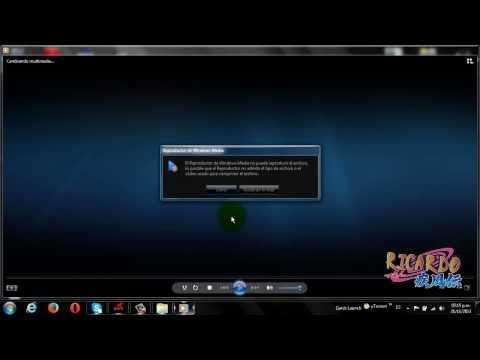 Como Hacer que el Reproductor Windows Media Player Reprodusca cualquier formato
