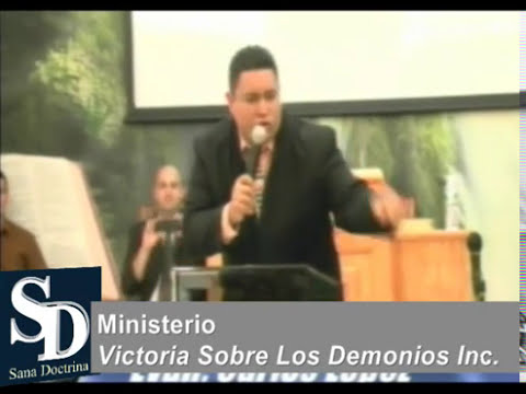 Evang.Carlos Lopez en Long Island New York-Pecado en el Pulpito' (Sana Doctrina)