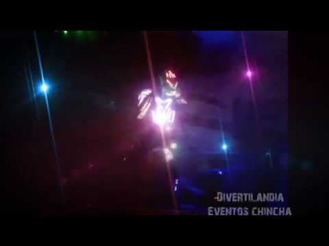 Divertilandia Eventos Chincha Robots led's (Party)