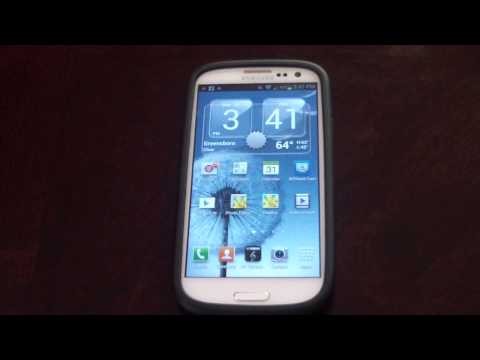 SAMSUNG GALAXY S3 III 4.1.2 JELLY BEAN UPDATE REVIEW