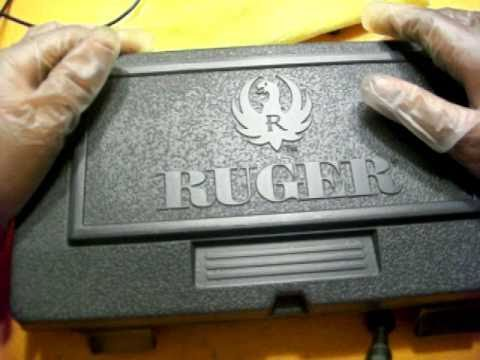 Firearms Review  - Ruger P95 9mm