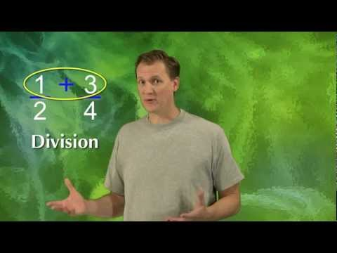 Math Antics - Adding And Subtracting Fractions video