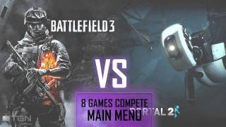 ★ Game of the Year - 2011 - Battlefield 3 VS Portal 2 - Audience Awards - ft. Yong - WAY➚