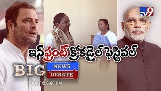 Big News Big Debate || Anti Modi wave to boost Federal Front?