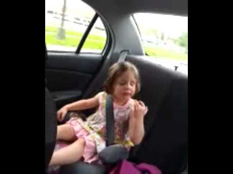 EPIC ORIGINAL-Little Girl Does Hilarious Lip-Sync
