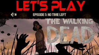Let's Play The Walking Dead Episode 5 [Deutsch] [HD+] - Komplette Episode