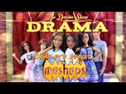 Mash Ups: The Darbie Show DRAMA   Complete Series